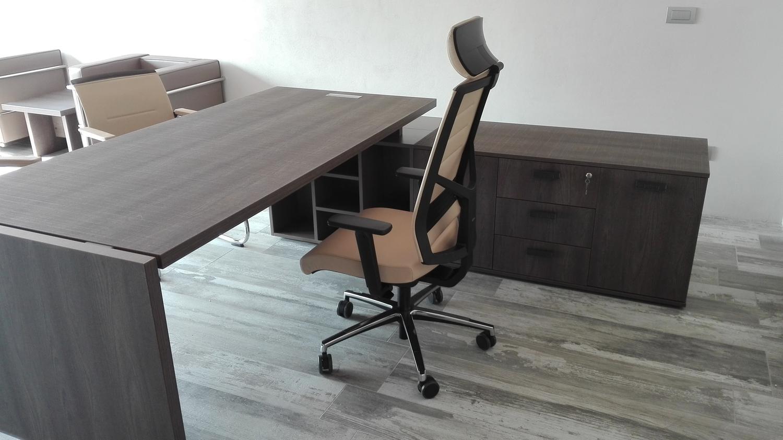 Galli mobili per uffici ufficio direzionale crema for Mobili metallici per ufficio
