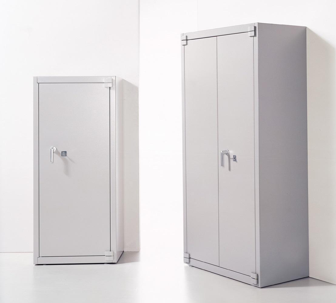 Galli mobili per uffici arredi metallici for Mobili metallici per ufficio